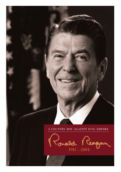 Schmidt, Mária (ed.): A Country Boy Against the Evil Empire: Ronald Reagan (1911-2004)